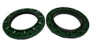 Sigma One-Lok™ 14 in. Ductile Iron Mechanical Joint Gland Wedge Restraint SSLDE14 at Pollardwater