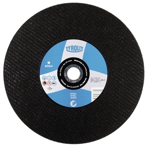 Diamond Products Tyrolit Basic 14 in. High Speed Abrasive Blade for Metal DIA51567