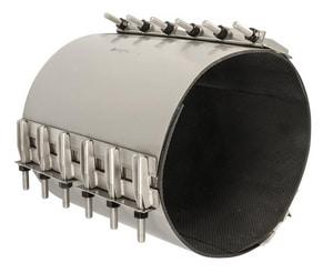 Ford Meter Box 500mm Repair Clamp FFS3525MM500NL