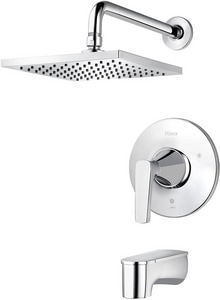 Pfister Kelen™ 2 gpm Tub and Shower Trim with Single Lever Handle PG898MF