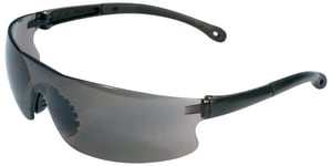 ERB Safety Invasion Grey Anti-Fog Lens Safety Glasses E15532