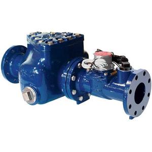 Sensus 6 in. F2 Omni Fire Protector Meter for Water Utilities SOMNI616