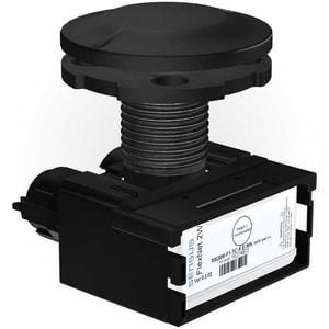 Sensus Single Port FlexNet with HR LD Black S520MSGLPRTHRLD