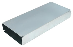 Air-King RS Series 2 ft. x 3-1/4 x 10 in. Ducting Section for Under Cabinet Ranged Hood ARSD2410