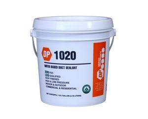 Design Polymerics 1 gal. Duct Seal Water Base Grey D10200201