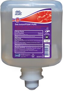 DEB USA InstantFoam® 1 L Non-Alcohol Hand Sanitizer (Case of 6) D55857