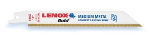 Lenox 6 in. Reciprocating Saw Blade L21069618GRPK