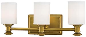 Minka Harbour Point 6 in. 100 W 4-Light Medium Bracket in Liberty Gold M5173249