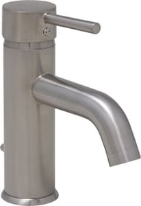 PROFLO® Orrs Single Handle Monoblock Bathroom Sink Faucet in Brushed Nickel PFWSC8851BN