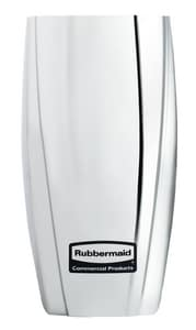 Rubbermaid Tcell™ Odor Control Dispenser in Polished Chrome R1793548 at Pollardwater