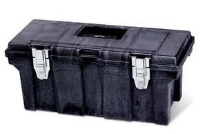 Rubbermaid Tool Box in Black RFG780200BLA