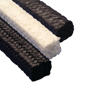 American Braiding 1/4 in. 1# PTFE Acrylic, Fiber and Braided Packing A3000TB at Pollardwater