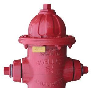 Pollardwater Brass Tag PP69246 at Pollardwater