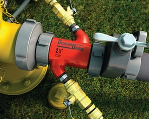 Hydro Flow Products Dechlor Demon™ FNST x MNST 2-1/2 in. Dechlorinator Assembly HDD2H at Pollardwater