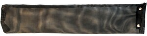 Pollardwater Dechlor Snap Bag 4 in. x 30 in. Black PDECHLORSBAG at Pollardwater