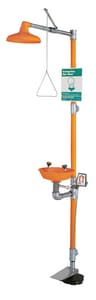 Guardian Equipment GS-Plus™ Safety Station with Eyewash and ABS Plastic Bowl GG1902P at Pollardwater