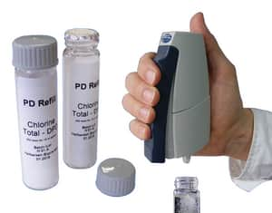 Lovibond Total Chlorine DPD Dispenser w/Reagent for 10mL 250 Tests T194910 at Pollardwater