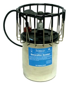 Kasco Marine Incorporated 5-1/10 hp 240V Floating Display Aerator with 150 ft. Cord and Control K51AF150