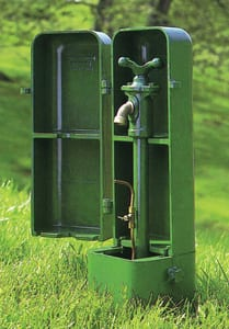 Kupferle, John C Foundry Eclipse™ 3 ft. FNPT Sampling Station KZ881G301 at Pollardwater