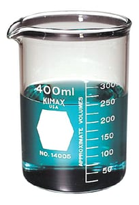 Kimble Chase Life Science and Research 1000ml Heavy Duty Beaker K140051000 at Pollardwater