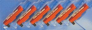 Graphic Controls LLC Strip Recorder .2 Nib Red 5-Pack G10552983