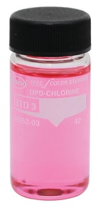 Hach DPD Chlorine Secondary Gel Standards Set H2635300 at Pollardwater