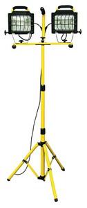 1000W Convertible Halogen Dual Fixture Work Light in Yellow BSL1005 at Pollardwater