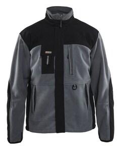 Blaklader Two Fisted Fleece Jacket Black Medium B485525209900M