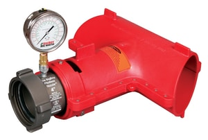 Hydro Flow Products Big Boy Hose Monster™ 4 in. Hydrant NST 4 in. Test Hose HHMBB4 at Pollardwater