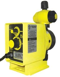 LMI LMI P Series 0.58 gph 250 psi Electronic Metering Pump LP041D50HI at Pollardwater