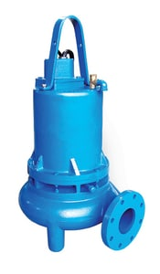 Barmesa Pumps 4 in. 15 hp 3-Phase Submersible Non-Clog Sewage Pump B4BSE1503DS at Pollardwater