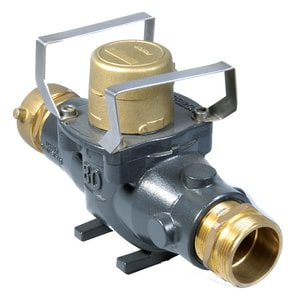 Mueller FNST x MNST 2-1/2 in. Fire Hydrant Meter, US Gallons HHMR022 at Pollardwater