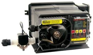 Blue-White Industries FlexFlow™ 1/4 in. 25.5 gpd 65 psi OD 4-20 Tygothane Polypropylene Peristaltic Metering Pump BA1N30V1TP