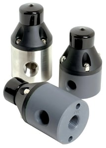 M Series 1/2 in. 316 SS Stainless Steel NPT 375# Relief Valve GBPM050P at Pollardwater