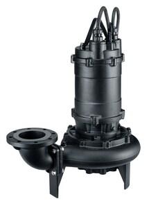 Ebara International Corporation 4 in. 230V 10 hp 3-Phase Submersible Sewage Pump E100DMLEU6752 at Pollardwater