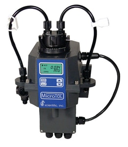 HF Scientific #2 0 - 1000 NTU Online Turbidimeter H20053 at Pollardwater