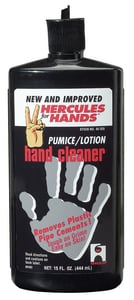 Hercules 15 oz. Pumice/Lotion Hand Cleaner H45325 at Pollardwater