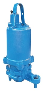 Barmesa Pumps 2 in. 7-1/2 hp 3-Phase Submersible Grinder Pump with Discharge BBGP753DS