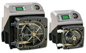 Blue-White Industries Flex-Pro™ 396 gpd Peristaltic Chemical Pump BAV24SNGG at Pollardwater