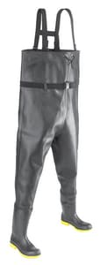 Onguard Industries Chest Waders Plain Toe Size 12 O860661200 at Pollardwater