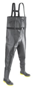 Onguard Industries Chest Waders Plain Toe Size 13 O860661300 at Pollardwater