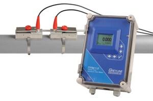 Greyline Instruments 240VAC TTFM 1.0 Transit Time Flowmeter Less Datalogger GTTFM10A1A1B1A1A at Pollardwater