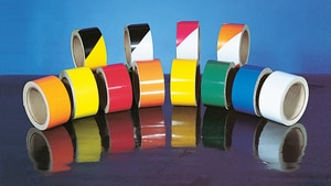 Harris Industries 150 ft. x 2 in. Engineer Grade Reflective Tape Blue HRF6BL at Pollardwater
