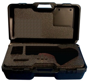 Carrying Case for 4 in. and 4-1/2 in. Swivel Diffuser Plastic P275160100313 at Pollardwater