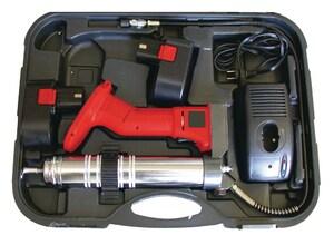 National Spencer Lithium Powered Grease Gun Kit N91219L at Pollardwater