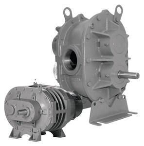Gardner Denver Machinery Sutorbilt® Legend® Series 4HP PD Blower High Pressure GGACHDRA at Pollardwater