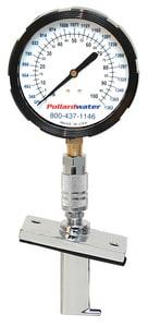 Pollardwater LPD-250 and LPD-250ALUM Dechlorinating Diffusers Pitot Tube PLPDPITOTKIT at Pollardwater