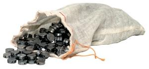 Pollardwater 3/8 in. Meter Sealant 500 Bag PP74801 at Pollardwater