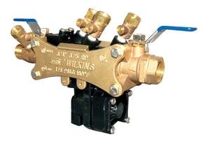 Pollardwater FNST x FNPT 2-1/2 x 2 in. Backflow Preventer PP901NL at Pollardwater