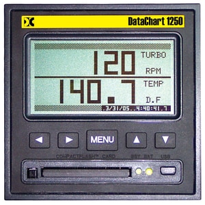 Monarch Instrument 2-Channel Paperless Recorder Battery Back-Up MDC1250U10